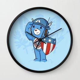 Captain  Americare Wall Clock