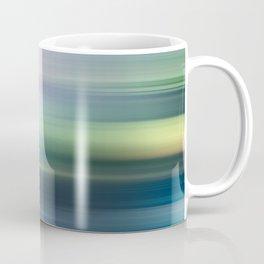Blue Motion Coffee Mug