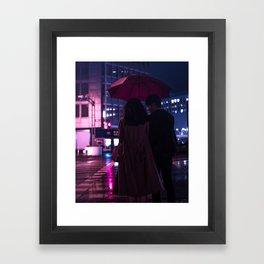 The Valentine Framed Art Print