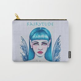 Fairytude by Andrea Carry-All Pouch