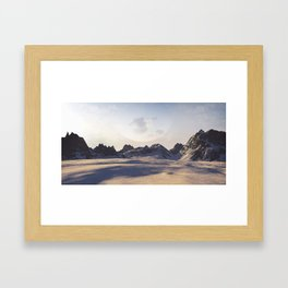 #Transitions XXIX - Longing Framed Art Print