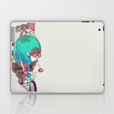 Mr. Traveler Laptop & iPad Skin