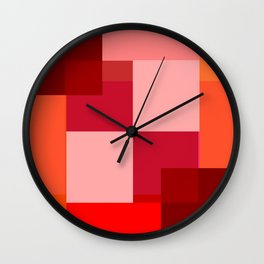Minimalism in forms Wall Clock