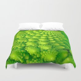 Broccosaurus Duvet Cover