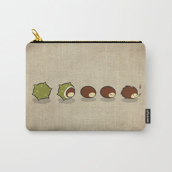 Let There Be Hedgehogs Carry-All Pouch