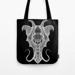 Dragon's Head Tote Bag