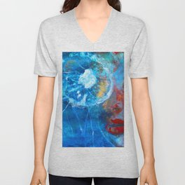 Spellbound http://www.magcloud.com/browse/issue/1422780?__r=116913 Unisex V-Neck