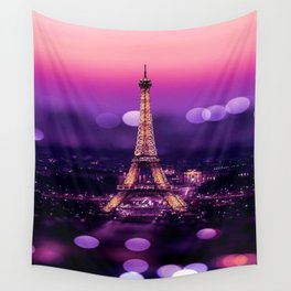 EIFFEL TOWER Wall Tapestry