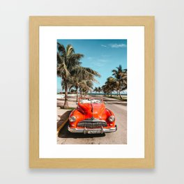La Habana Cuba Framed Art Print