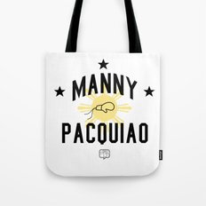 Manny Pacquiao Training Light Tote Bag