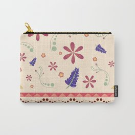 Otavalo print Carry-All Pouch