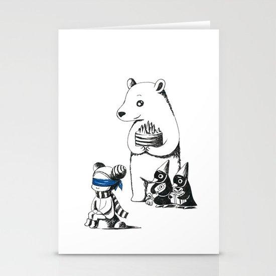 Birthday Stationery Cards
