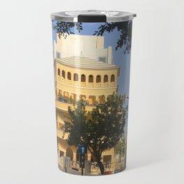 Tel Aviv Pagoda House - Israel Travel Mug