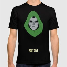 Dr. Doom - Foot Dive T-shirt
