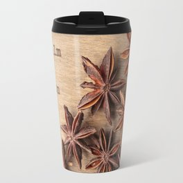 Keep Calm and Bake On Travel Mug
