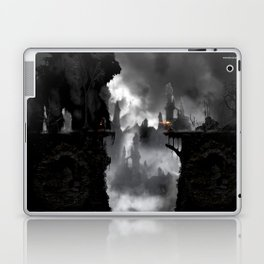 the beauty and the beast Laptop & iPad Skin