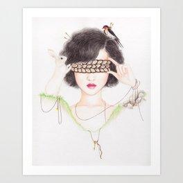 Archess Art Print