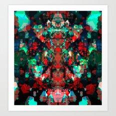 EH-WEANS-MESSAGE-4 Art Print
