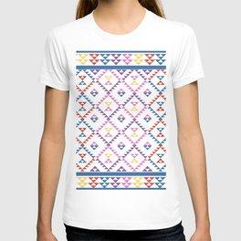 Bohemian Kilim Ethnic Pattern 2 T-shirt