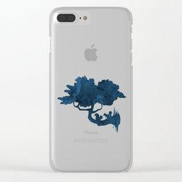 Squirrels Clear iPhone Case