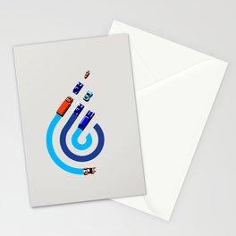Spy Hunter Stationery Cards
