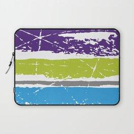 serge-pichii-unsafe-sounds-0001 Laptop Sleeve