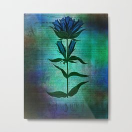 Botanicals/Flower Metal Print