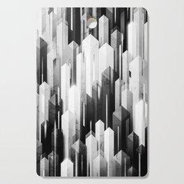 obelisk posture 3 (monochrome series) Cutting Board
