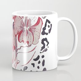 English Wall Flower  Coffee Mug