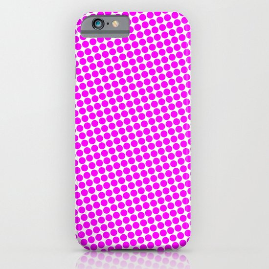 PINK DOT - SMALL - iPhone & iPod Case