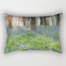 Bluebell Sunrise Rectangular Pillow