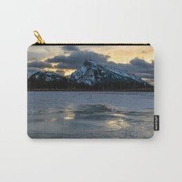 Vermillion Freeze Carry-All Pouch