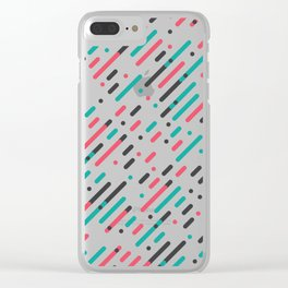 Artistic details Clear iPhone Case