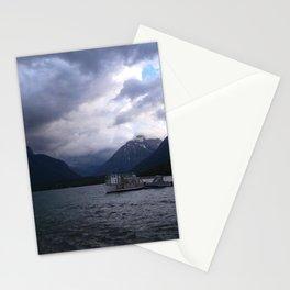 Lake McDonald in Glacier National Park Stationery Cards