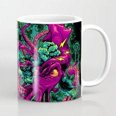 GORILLA VS. ARCHITEUTHIS Mug