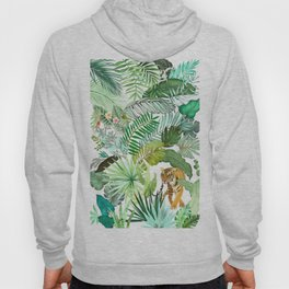 Jungle Tiger 03 Hoody