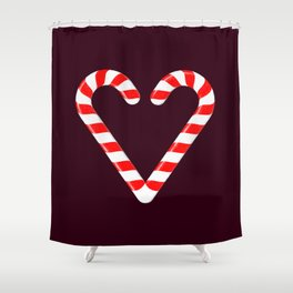 Candy Cane! Shower Curtain