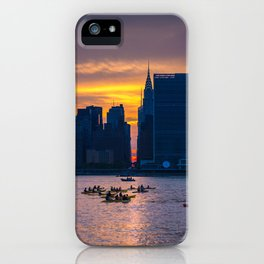 Manhattanhenge 2015 iPhone Case