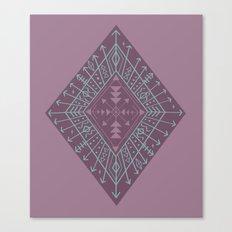 Gypsy Compass Canvas Print