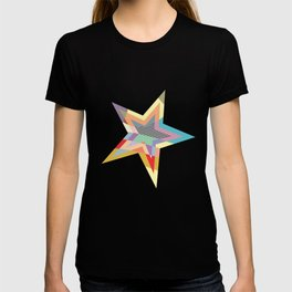Stars And The Moon T-shirt
