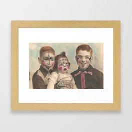 granda Framed Art Print