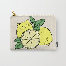 Sourpuss (colourised) Carry-All Pouch