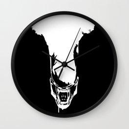Exist Wall Clock