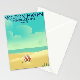 Nolton Haven Pembrokeshire Wales Stationery Cards