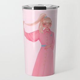 barbie Travel Mug
