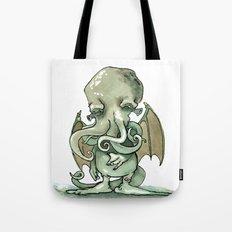 Cthulhu Mythos Tote Bag
