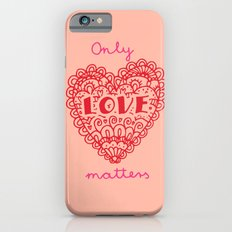 Valentine hearts 4 iPhone 6s Slim Case