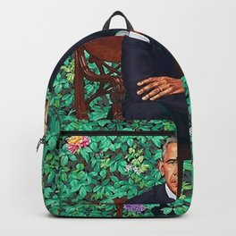 Obama Portrait Backpack