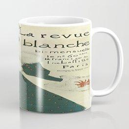 Vintage poster - La Revue Blanche Coffee Mug