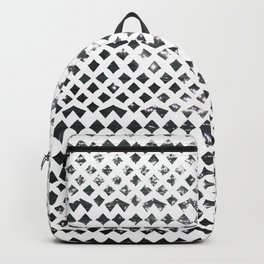 Glimmering Sea Water Mosaic Backpack
